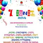 Copiii blăjenilor vor sărbători 1 Iunie în Parcul Avram Iancu