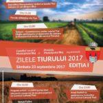 """Sâmbătă, 23 septembrie 2017: Are loc prima ediție a """"Zilelor Tiurului"""". Vezi programul"""