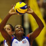 Volei Alba Blaj a transferat-o pe cubaneza Ana Yilian Cleger Abel