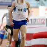 Locul 4 la Campionatele Internaţionale de atletism ale României pentru sportivul Călin Gorcea de la CSŞ Blaj
