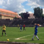 """Final incendiar de campionat în """"Mica Romă"""": CIL Blaj – CS Ocna Mureș 1-2 (0-1)"""