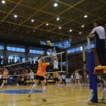 """Echipa din """"Mica Romă"""", la o victorie de titlu: CSM Târgovişte – Volei Alba-Blaj 2-3"""