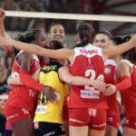 Victorie imensă, în deplasare: CSM Târgoviște – Volei Alba Blaj 0-3
