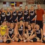 CSŞ Blaj a reușit să se califice în semifinalele Campionatului Național de volei junioare