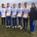 CSŞ Blaj este campioană naţională la juniori 1