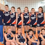 Echipa de volei a CSŞ Blaj s-a calificat la turneul final de junioare