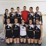 După ce a învins pe CSM Satu Mare cu scorul de 3-1, CSȘ Blaj s-a calificat în finala Campionatului Național de volei pentru junioare