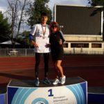 Rezultate excepționale obținute de atleții de la CSȘ Blaj la etapa finală a Campionatului Național pentru juniori 3
