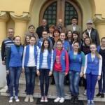 """Elevi de la Colegiul Naţional """"I. M. Clain"""" Blaj vor reprezenta judeţul la olimpiade naţionale"""