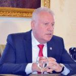 """Gheorghe Valentin Rotar, primarul municipiului Blaj: """"Vrem să jucăm finala Champions League!"""""""
