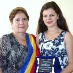 La nici 20 de ani, Ina Todoran – cetăţean de onoare al comunei natale Crăciunelu de Jos