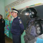 Activitate educativ-preventivă derulată de reprezentanții Jandarmeriei Alba și partenerii acestora, la Liceul Tehnologic Jidvei