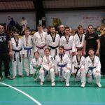 """Prestație excelentă a sportivilor de la clubul """"Koryo"""" din Blaj, în cadrul Lotului Asociatiei Romane de Taekwondo care a participat recent la """"Budapest Taekwondo Open"""""""