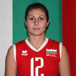 Volei Alba Blaj a transferat-o pe bulgăroaica Mariya Karakasheva, desemnată ieri MVP-ul Ligii Europene de Volei Feminin de la Budapesta