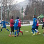 CIL Blaj a pierdut categoric, scor 4-0 (2-0), partida de verificare diputată împotriva mult mai puternicei Industria Galda