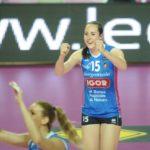 Volei Alba Blaj a transferat-o pe ridicătoarea germană Lena Möllers