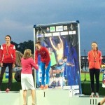 Medalie de bronz pentru Nicoleta Gânţa (CSŞ Blaj) la campionatele balcanice de juniori 1
