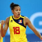 Volei Alba Blaj a reușit un transfer de senzație, înregimentând-o pe Nneka Onyejekwe, componentă a Naționalei României