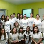 """Stagiu de pregătire profesională la grădinițe din Granada – Spania pentru 16 eleve de la Colegiul """"Inochentie Micu Clain"""" din Blaj"""