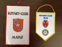 14 membrii ai Clubului Rotary Blaj au efectuat o vizită în vizită la Mainz (Germania)
