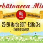 """Cea de-a X-a ediție a """"Sărbătorii Mierii"""" de la Blaj se va desfăşura în zilele de 25 şi 26 martie 2017"""