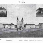 21 octombrie 1754 – Se inaugurează primele şcoli din Blaj, iar oraşul devine centrul învăţământului românesc din Transilvania