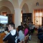 """La Liceul Tehnologic """"Ştefan Manciulea"""" din Blaj a fost sărbătorită Ziua Siguranţei pe Internet"""
