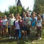 Tineri din Roșia de Secaș și Tău au participat la o tabără de o zi organizată la Centrul de tineret de la Obârşia Tiurului
