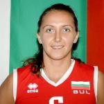 Nou transfer la Volei Alba Blaj: Internaţionala bulgară Tsvetelina Zarkova s-a alăturat echipei din Mica Romă