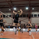 Campioana, la a 19-a victorie consecutivă: Ştiinţa Bacău – Volei Alba Blaj 0-3