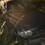 Un șofer în vârstă de 19 ani a ajuns cu mașina în șant la Sîncel