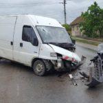 Dosar penal pentru un șofer de 21 de ani din Blaj după ce a provocat un accident de circulație soldat cu doi răniți, la Sâncel