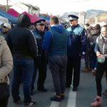 """Acțiune cu efective mărite organizată de IPJ Alba cu prilejul """"Târgului Căciulilor"""" de la Blaj"""