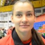 """Adina Salaoru, Volei Alba Blaj: """"Ne doream foarte mult revanşa după ce în tur am pierdut la limită"""""""