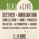 """Bosch Rexroth îi aduce să cânte în """"Mica Romă"""" PE cei mai în vogă artişti. Seether şi Awolnation vor concerta pe Câmpia Libertăţii la """"Blaj aLive"""""""