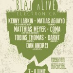 Detroit Techno la Blaj aLive cu Kenny Larkin și Dan Andrei