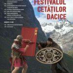 """În zilele de 23 și 24 iunie 2018 are loc la Cetatea de Baltă cea de-a XII-a ediție a """"Festivalului Cetăţilor Dacice"""". Vezi programul"""