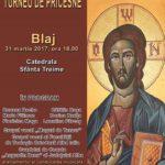 """Astăzi, de la ora 18.00: Pricesne de suflet, într-un concert extraordinar în Catedrala """"Sfânta Treime"""" din municipiul Blaj"""