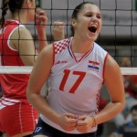 Volei Alba Blaj a transferat-o pe croata Jelena Alajbeg și s-a despărţit de Mateaş şi Chausheva