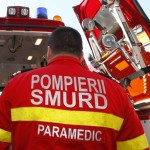 Tânăr de 28 de ani rănit în urma unui accident rutier petrecut pe DN 14B, între Blaj și Valea Lungă