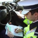Tânăr de 21 de ani din Blaj surprins de polițiști la volanul unui autoturism neînmatriculat