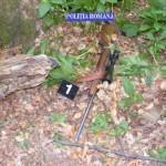 Doi bărbați din Jidvei sunt cercetați penal pentru braconaj și uz de armă letală fără permis