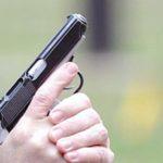 Două persoane din Blaj suspectate de furt au fost oprite cu focuri de armă, de un echipaj mixt de siguranță publică