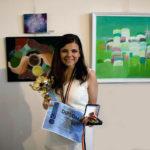 """Bianca Veronica Avram de la Colegiul """"I.M. Clain"""" din Blaj a câștigat marele premiu al celei de-a IX-a ediții a concursului de matematică """"Mircea Ganga"""""""