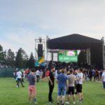 Câteva mii de persoane participă la concertele din cadrul Blaj aLive – 2018, de pe Câmpia Libertății