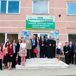 Familia Necşulescu investeşte şi în sănătate! A deschis un cabinet medical ultramodern la Jidvei