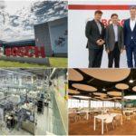 Bosch investește peste 7 milioane de euro într-o nouă clădire de birouri, în cadrul fabricii pe care o deține la Blaj