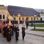Pentru al treilea an consecutiv, Biserica Greco-Catolică a organizat Calea Crucii cu procesiune pe străzile Municipiului Blaj