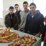 """Elevii liceului """"Ştefan Manciulea"""" din Blaj se implică în campania socială de sprijinire a copiilor aflaţi în dificultate"""