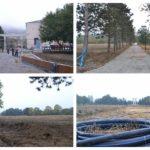 În două-trei săptămâni, lucrările la proiectul de reabilitare a Câmpiei Libertății din Blaj vor fi finalizate